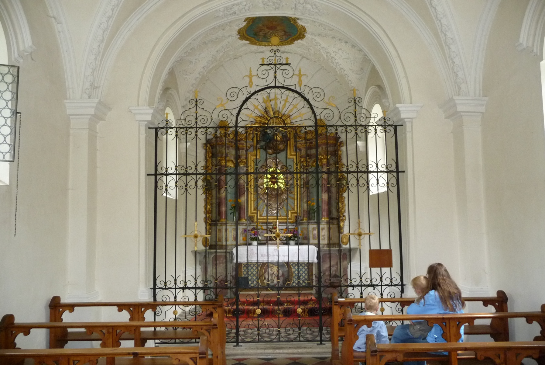 Kapelle Herz-Jesu-Berg