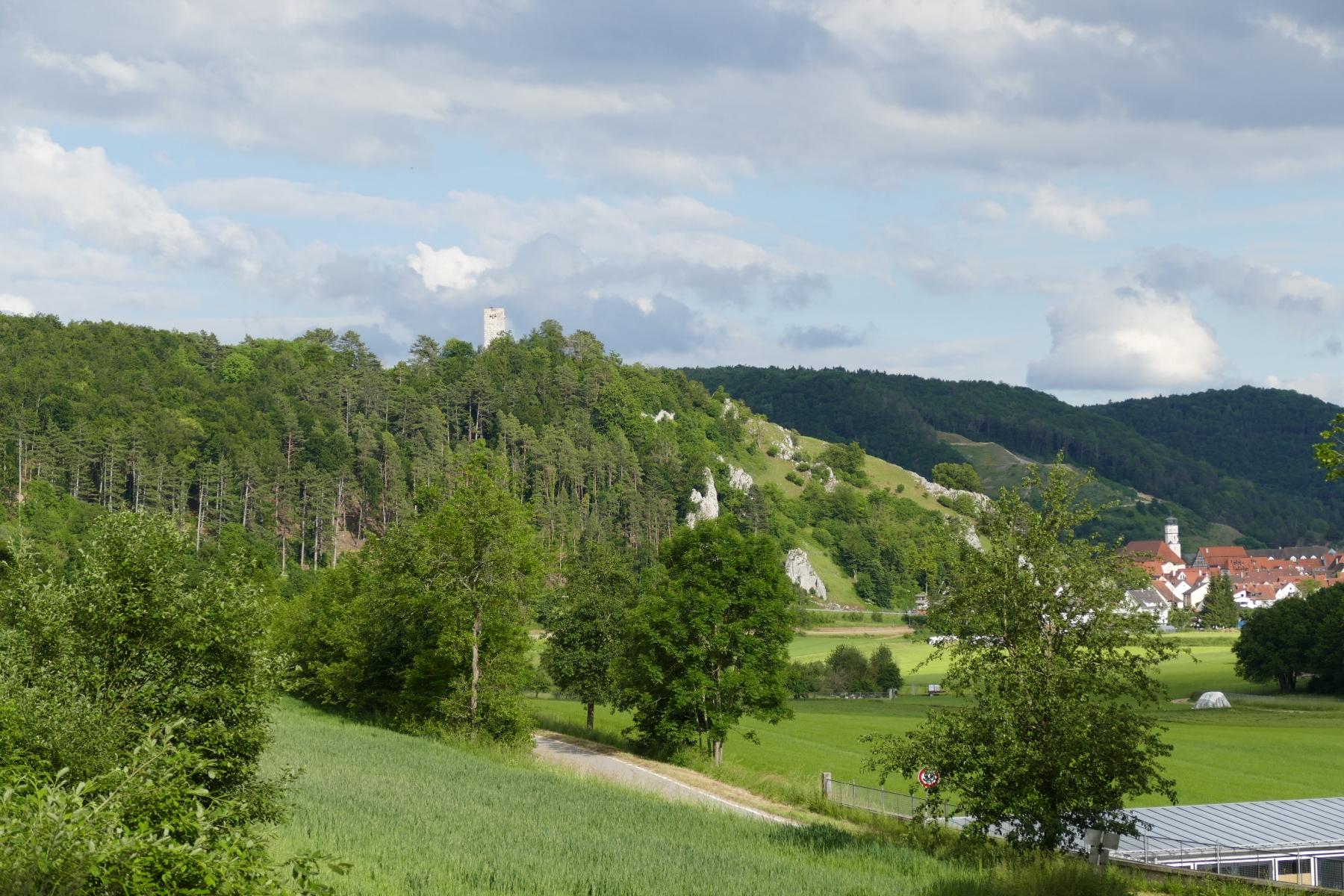 Schelklingen Schlossberg